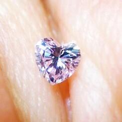 ファンシーピンクダイヤモンド