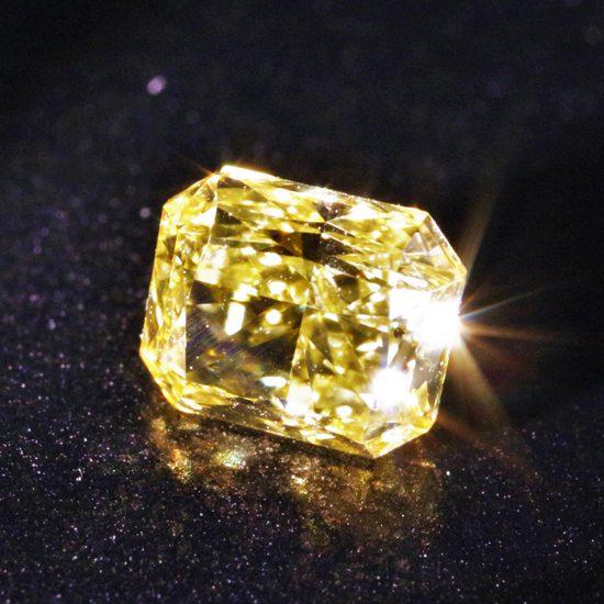 カナリーダイヤモンド