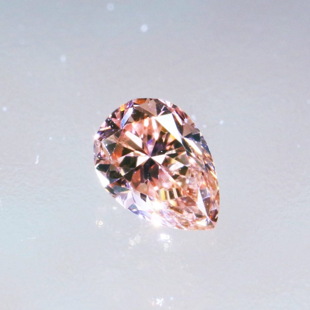 ファンシーディープピンクダイヤモンド