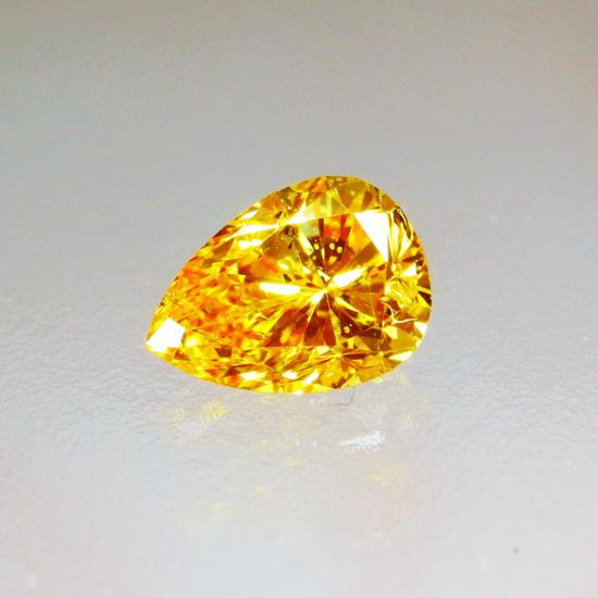 ファンシーインテンスオレンジダイヤモンド