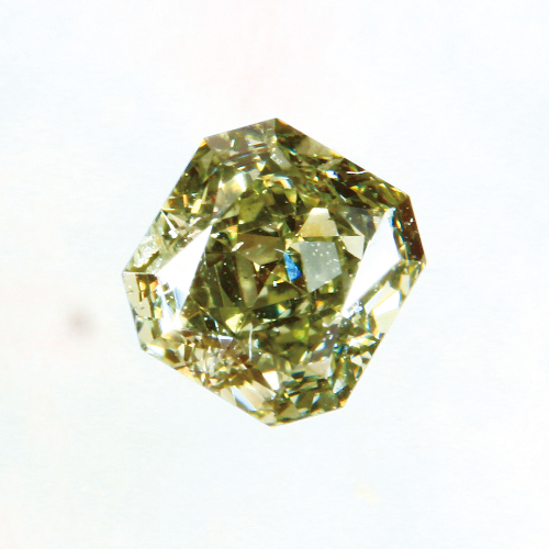 Fancy Gray Green Diamond(カメレオン)