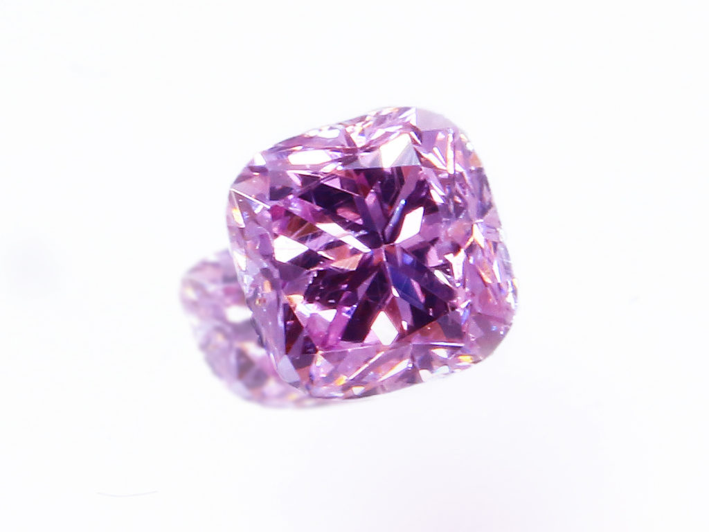 Fancy Intense Pinkish Purple Diamond