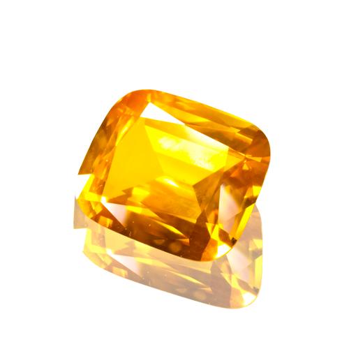 ゴールデンサファイヤ 5.661ct